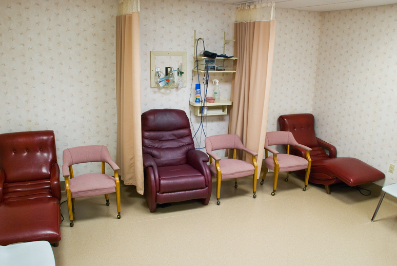 Our Recovery Area
