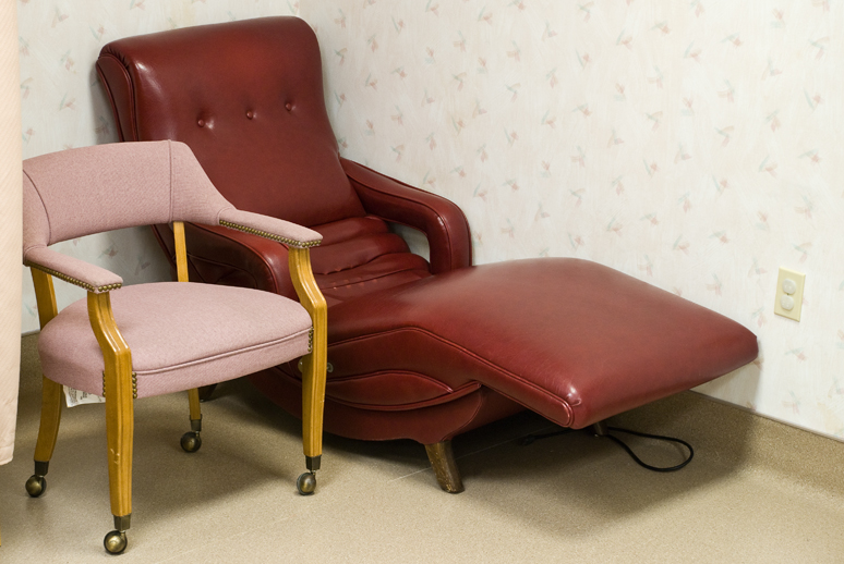 Our Comfortable Recovery Chairs